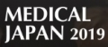 Medical Japan 2019 in Osaka, Japan(Feb. 20 - 23, 2019)