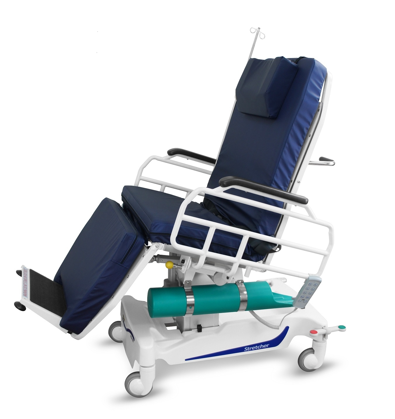 ES400 Multi functional Stretcher –Chair