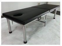 Folding Massage bed made in aluminum
