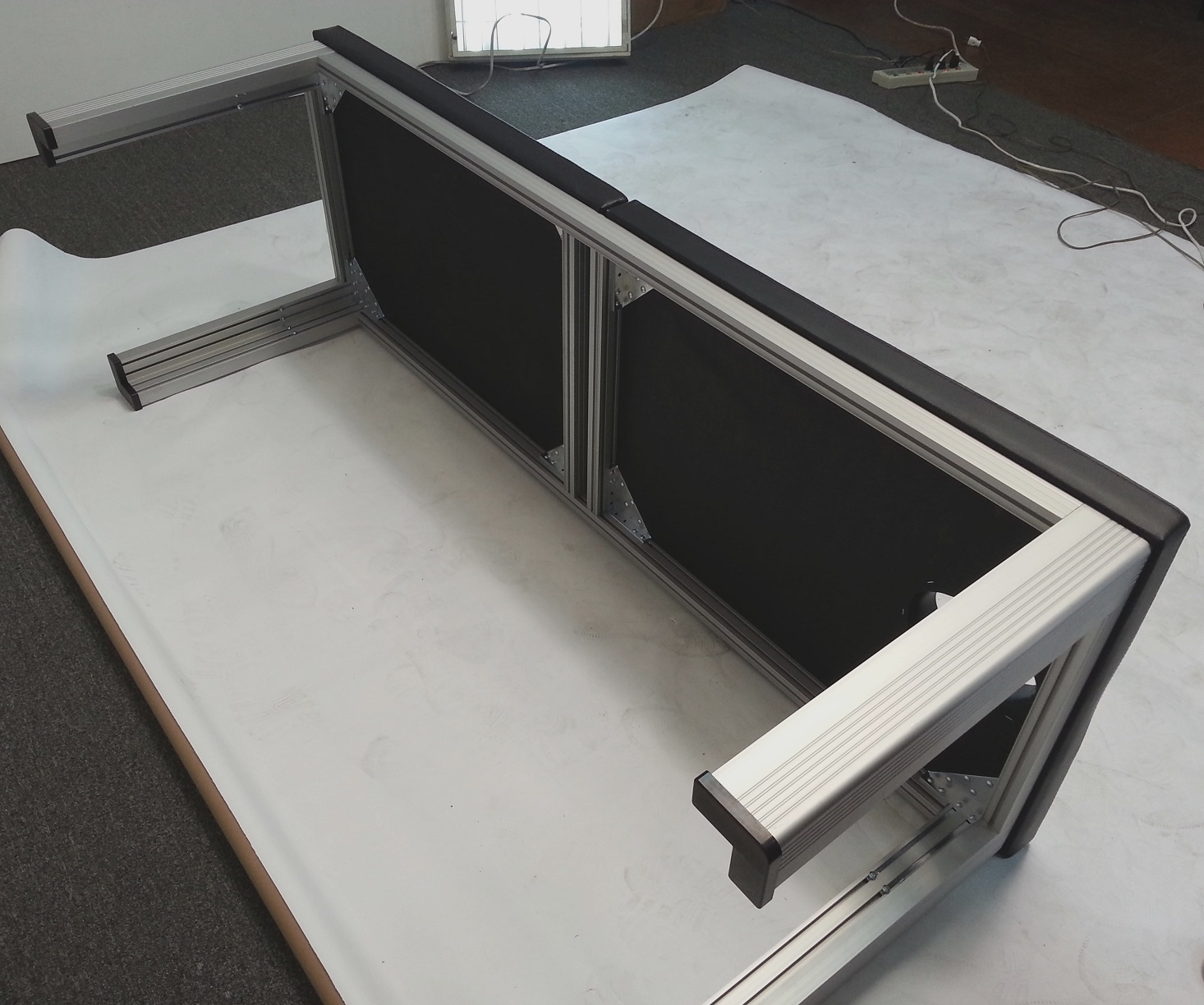 Built-in Massage Bed