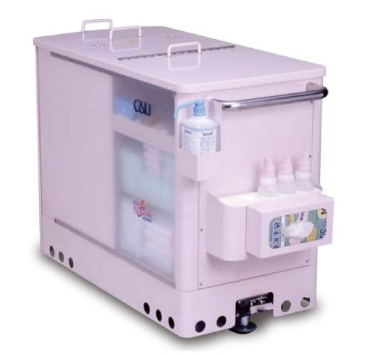 Diaper Exchanging Baby Trolley / Big-type